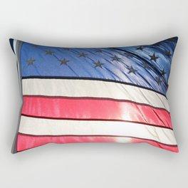 U.S.A. Rectangular Pillow