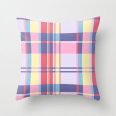 Summer Picnic Throw Pillow