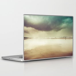 Ocean Solitude Laptop & iPad Skin
