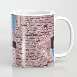 Castle Wall England Coffee Mug