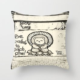 Be Excellent.... Throw Pillow