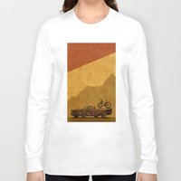 adventure Long Sleeve T-shirts featuring Adventure by barmalisiRTB