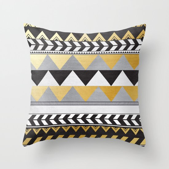 The Royal Treatment Throw Pillow