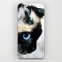 Siamese Cat iPhone Skin