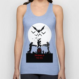 Tribute Christopher Lee Unisex Tank Top
