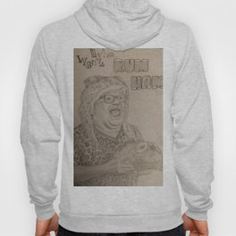 Who wants RUM HAM?! Hoody