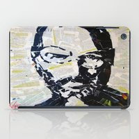 steve jobs iPad Cases featuring Steve Jobs by Phil Fung