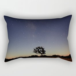 Night of stars Rectangular Pillow