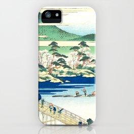 Yamashiro iPhone Case