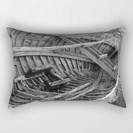 Where Fate Lies Rectangular Pillow