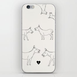 Laughing My Ass Off iPhone Skin