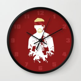 Don't Use The 'Z' Word Wall Clock