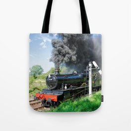 Dinmore Manor in motion Tote Bag