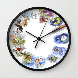 I wonder... Wall Clock
