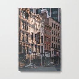 Downtown Albany 02 Metal Print