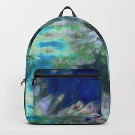 Magical Lily Pond Backpack