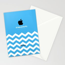 Apple Society Stationery Cards