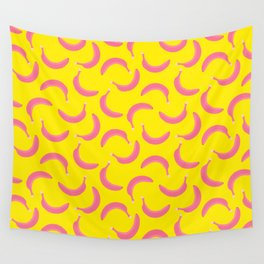 bananas Wall Tapestry