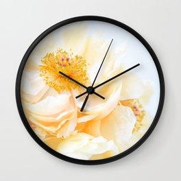 Honeybee Paradise Wall Clock