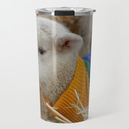 Lamb In from the Cold Travel Mug