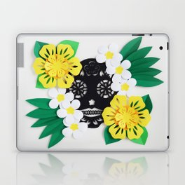 Calavera 2 Laptop & iPad Skin