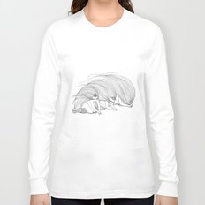 Southerly Sisters in a Northerly Wind Long Sleeve T-shirt