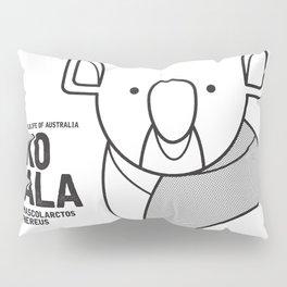 Koala, Wildlife of Australia Pillow Sham