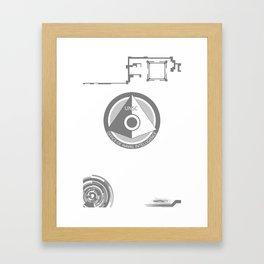 ONI Hardcase Framed Art Print
