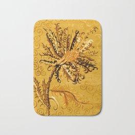 """Botanic (ii)"" by ICA PAVON Bath Mat"