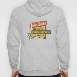 Inappropriate Starches Hoody