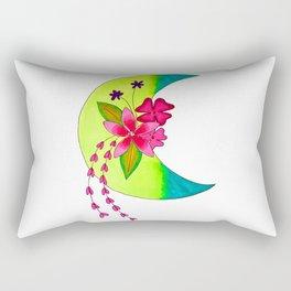 moon art 9 Rectangular Pillow