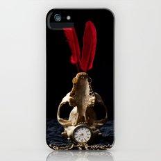 Skull & Feathers iPhone (5, 5s) Slim Case