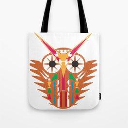 Organic Owl Tote Bag