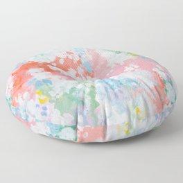 Spring Petals Floor Pillow