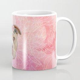 Pretty Pitbull Coffee Mug