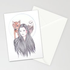 Forest Allies Stationery Cards