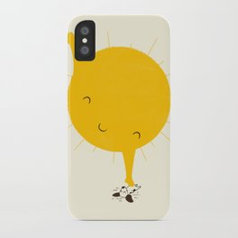 Belly Rub iPhone Case