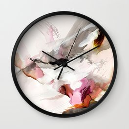 Day 23: Senses may override the mind, but a steady mind can abrogate the senses. Wall Clock