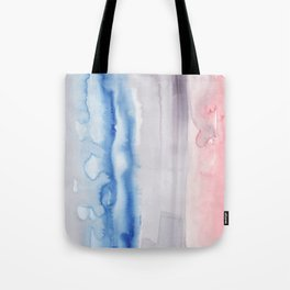 2   | 190907 | Watercolor Abstract Painting Tote Bag