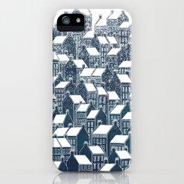 Huddle iPhone Case