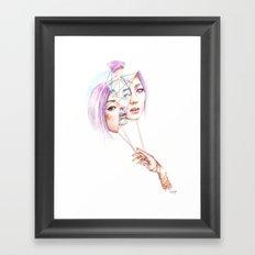 Oh My Precious Liar Framed Art Print
