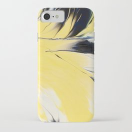 Hello  Yellow ! iPhone Case