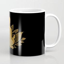 Lotus Flower - Yoga Namaste Health Meditation Yogi Coffee Mug