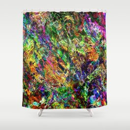 AQB-CE CollabX2 Shower Curtain