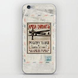 Mystery Tours & Flights of Fancy iPhone Skin