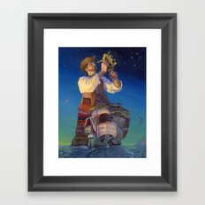 The Navigator's Gift Framed Art Print