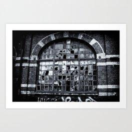 Disrepair Art Print