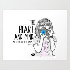 True Lens - Special Edition Art Print