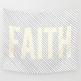 FAITH Wall Tapestry