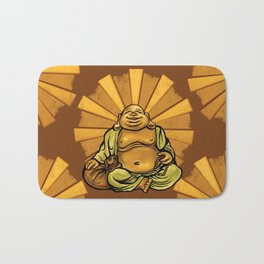 What Would Buddha Do? Bath Mat